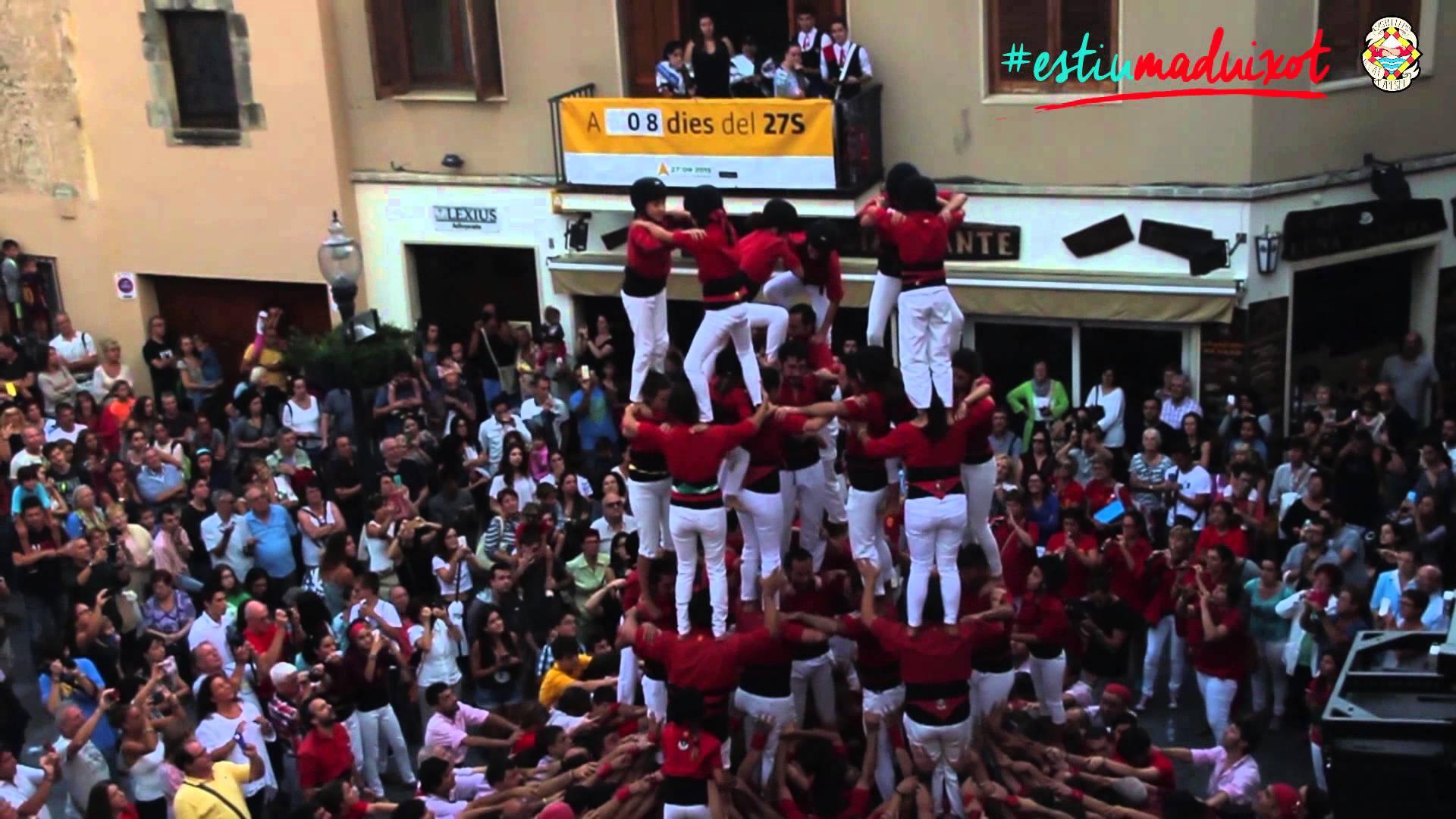 Castellers Alt Maresme