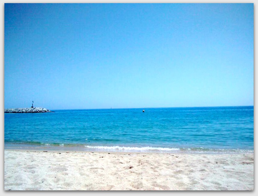playa de premia de mar