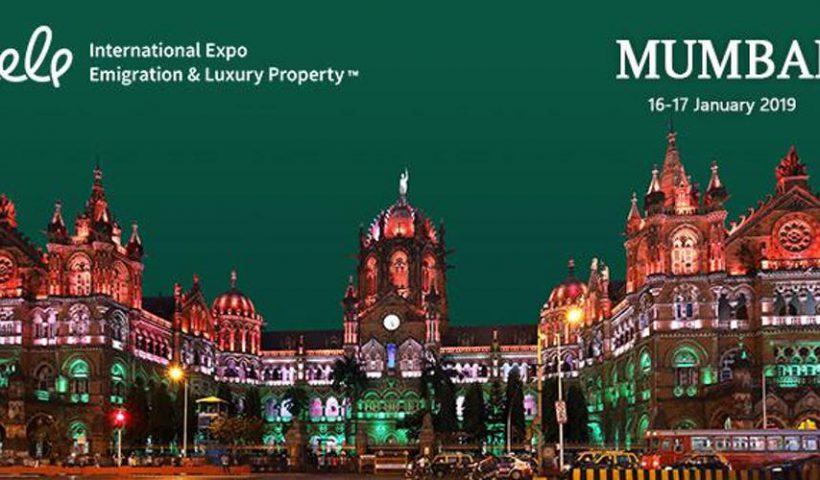Exposición Internacional de la Propiedad de Lujo Mumbai 2019