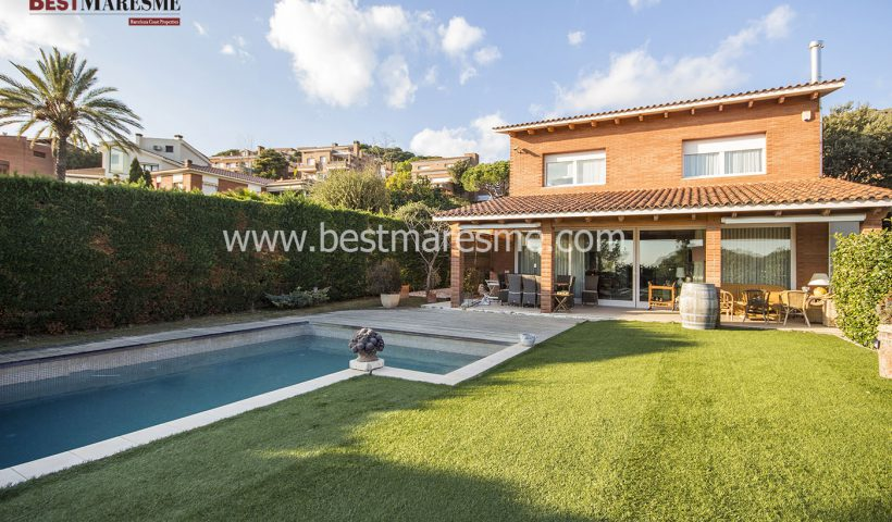 Exclusive residential area of Sant Berger