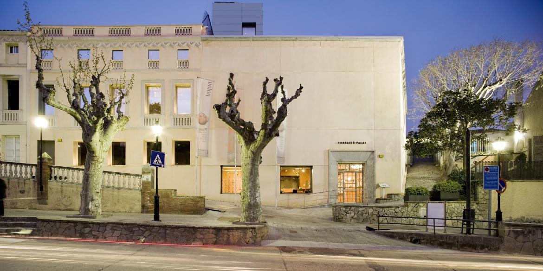 Fundació Palau. Centre d'Art. Caldes d'Estrac