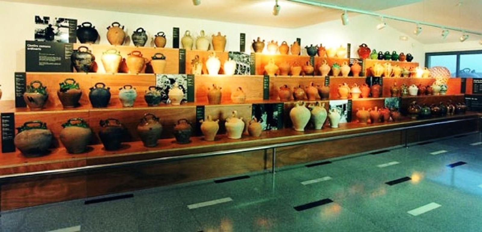 El Museu del Càntir d'Argentona