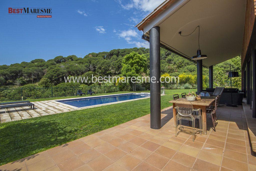 Casa mediterránea- Sant Vicenç de Montalt