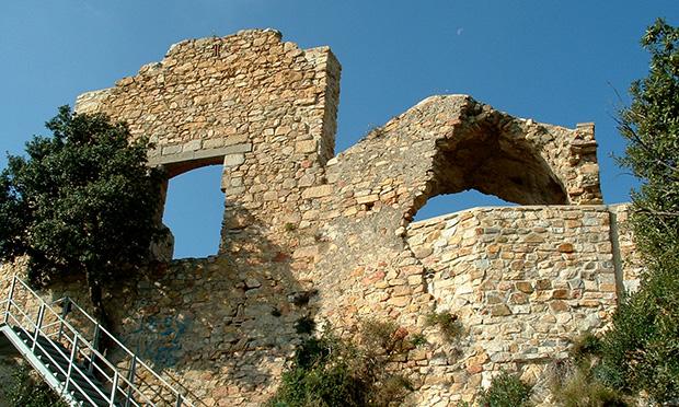 Castillo de Burriac