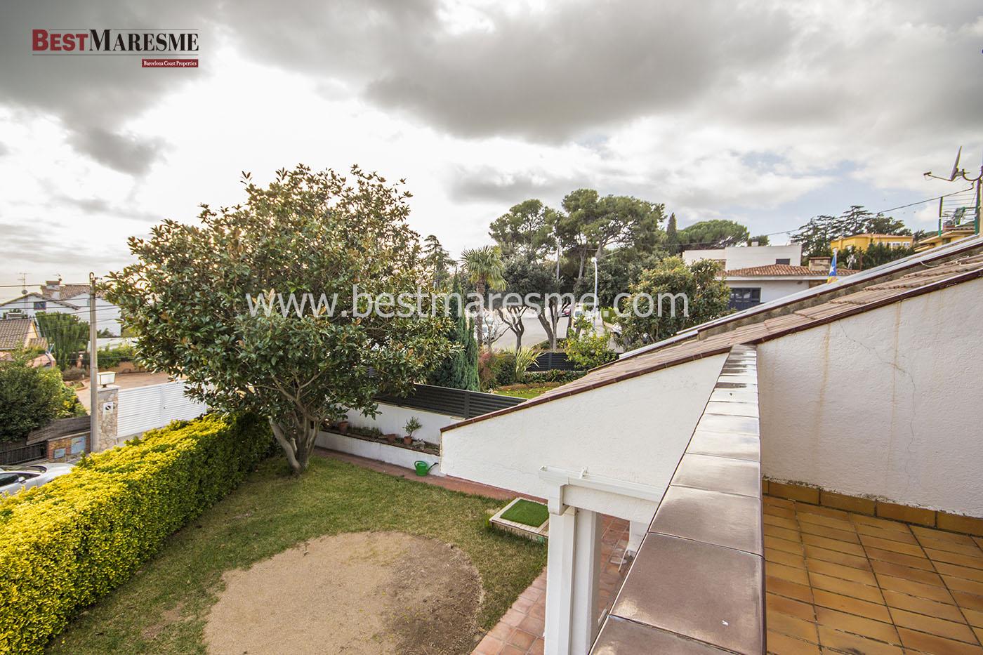 Terraza privada de 16 m2 con bonitas vistas