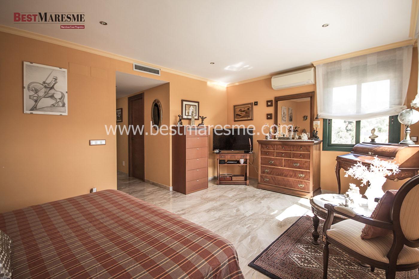 Habitación en suite con vestidor