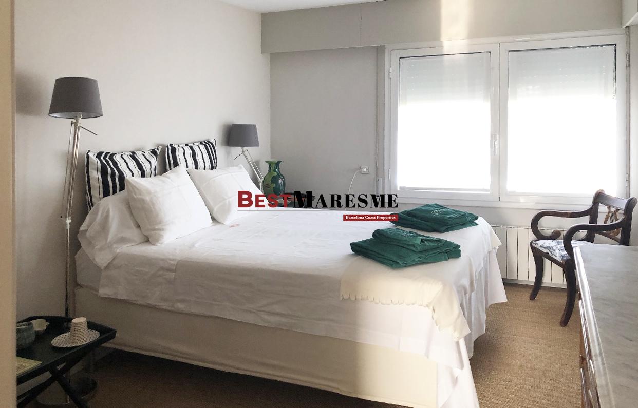 Habitación suite con vistas al mar