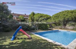 Excellent location in Sant Andreu de Llavaneres (Barcelona coast)