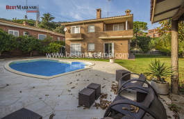 Fantastic house in one of the best areas of Argentona