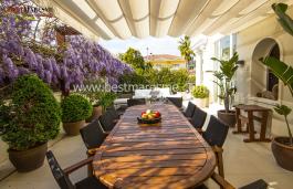 Maison extraordinaire à Alella sur la Costa de Barcelona, décorée avec goût, en excellent état de conservation