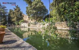 Masía catalana con vistas y excelente ubicación en el centro de Sant Andreu de Llavaneras