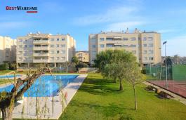 Luminosos piso en una de las mejores zonas comunitarias de Vilassar de Mar