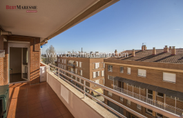 Cozy apartment of 91m2 with terrace in Vilassar de Mar