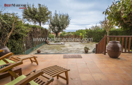 Semi-detached house with beautiful communal area in Sant Berger