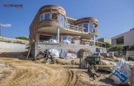 Эксклюзивный, элегантный дом c панорамным видом на море