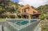 Casa mediterrània en venda a Cabrera de Mar, cèntrica i privadíssima