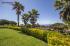 Maison de style méditerranéen construite sur un terrain élevé de 1100m²